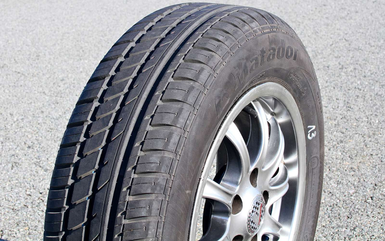 Большой тест летних шин 195/65R15: бюджет налето— фото 722820
