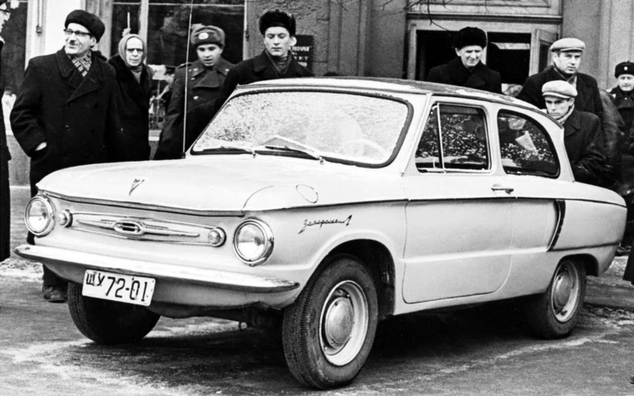 ЗАЗ‑966: история любимой машины наших дедов— фото 1211115