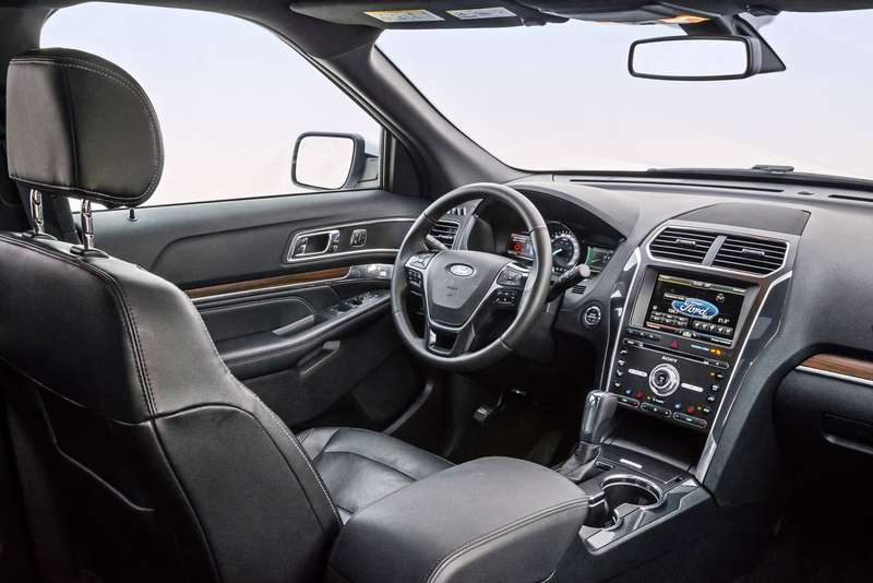 Тест полноразмерных кроссоверов: Honda Pilot, Kia Sorento Prime иFord Explorer