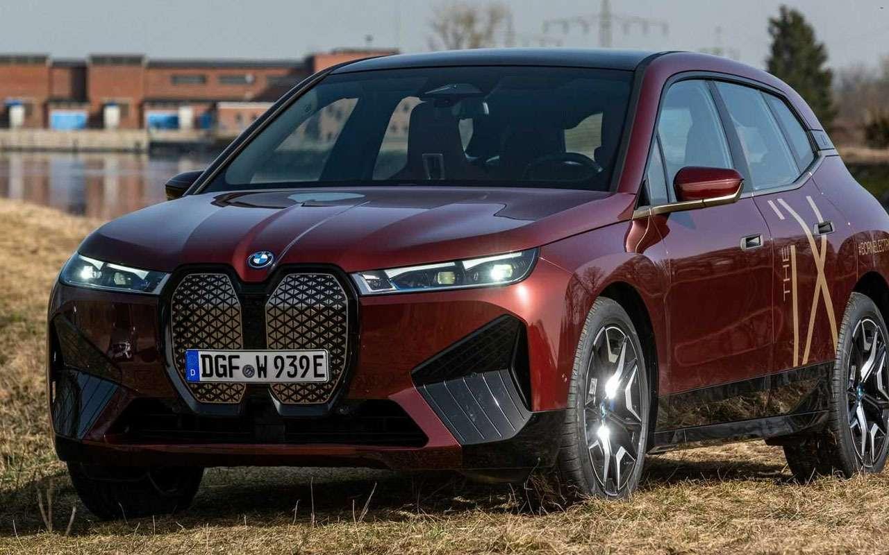 Mercedes передал привет софициальных фото нового BMW— фото 1231952