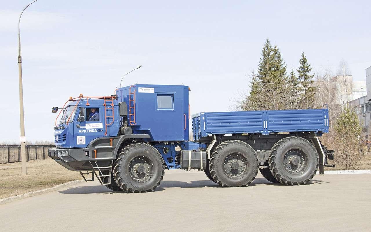 КАМАЗ пятого поколения— подробный обзор— фото 1254175