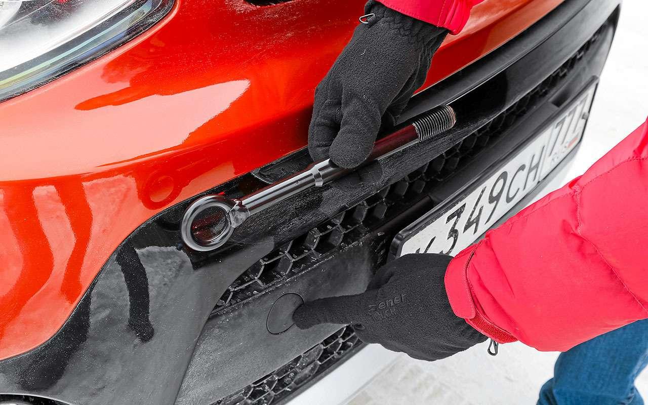 Новые кроссоверы: Citroen C3Aircross сотоварищи— фото 870506