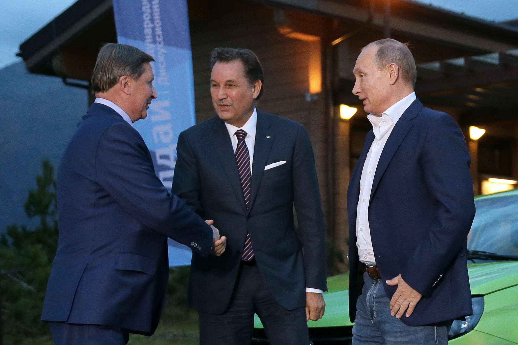 12th Valdai Discussion Club meeting in Sochi