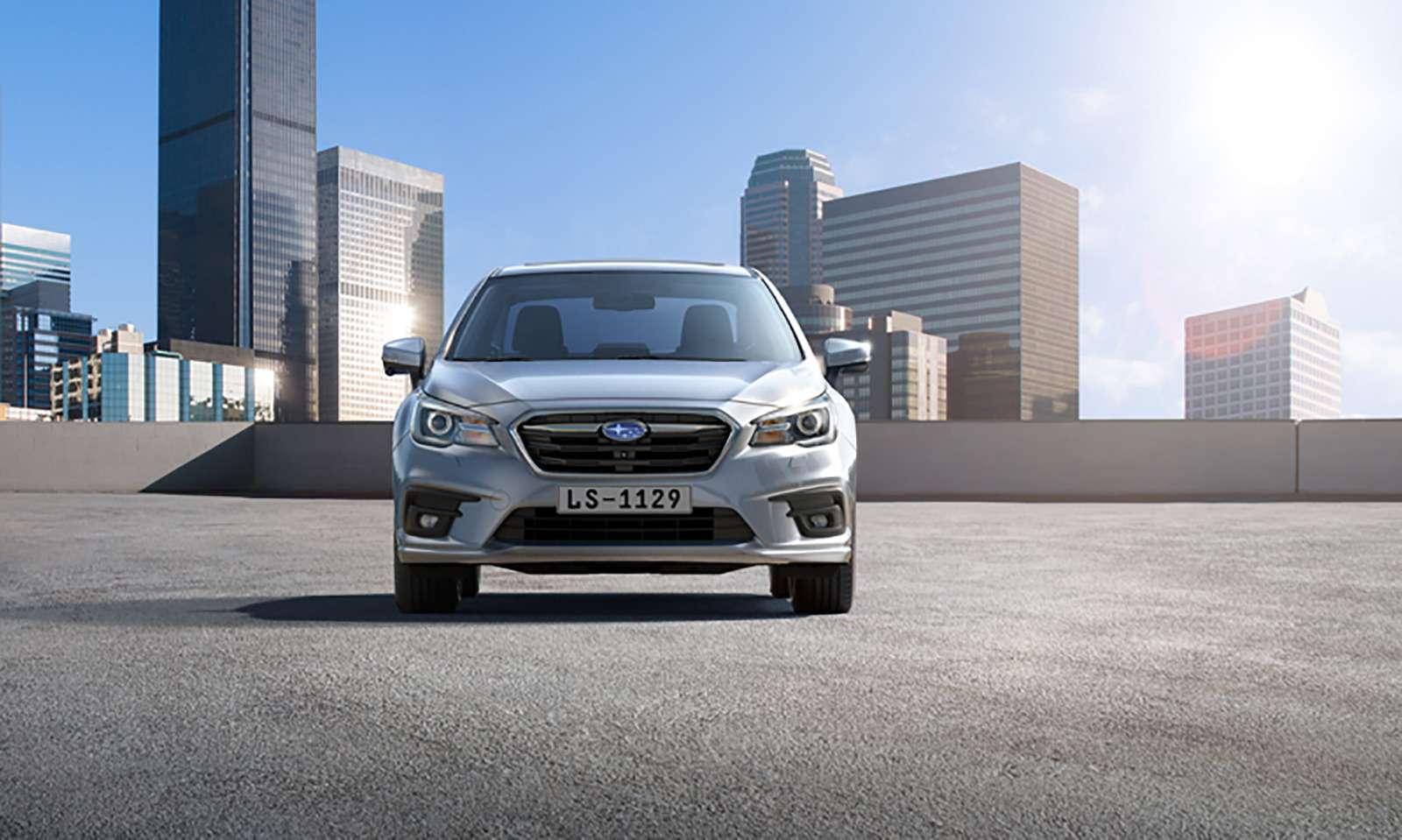 Subaru объявила российские цены наLegacy. Дорого, нокруто— фото 849356