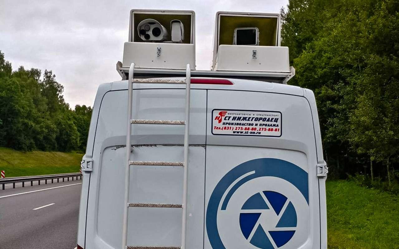 6 радар-детекторов против 8полицейских радаров— большой тест— фото 893411