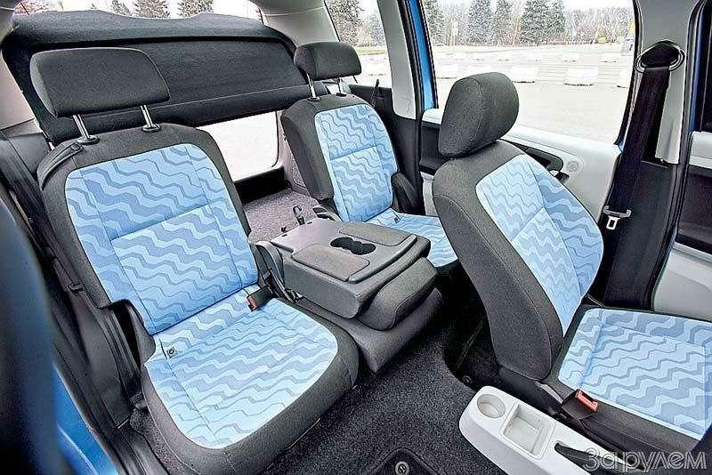 Тест Chevrolet Rezzo, Fiat Doblo, Skoda Roomster. Квадратные метры— фото 70468