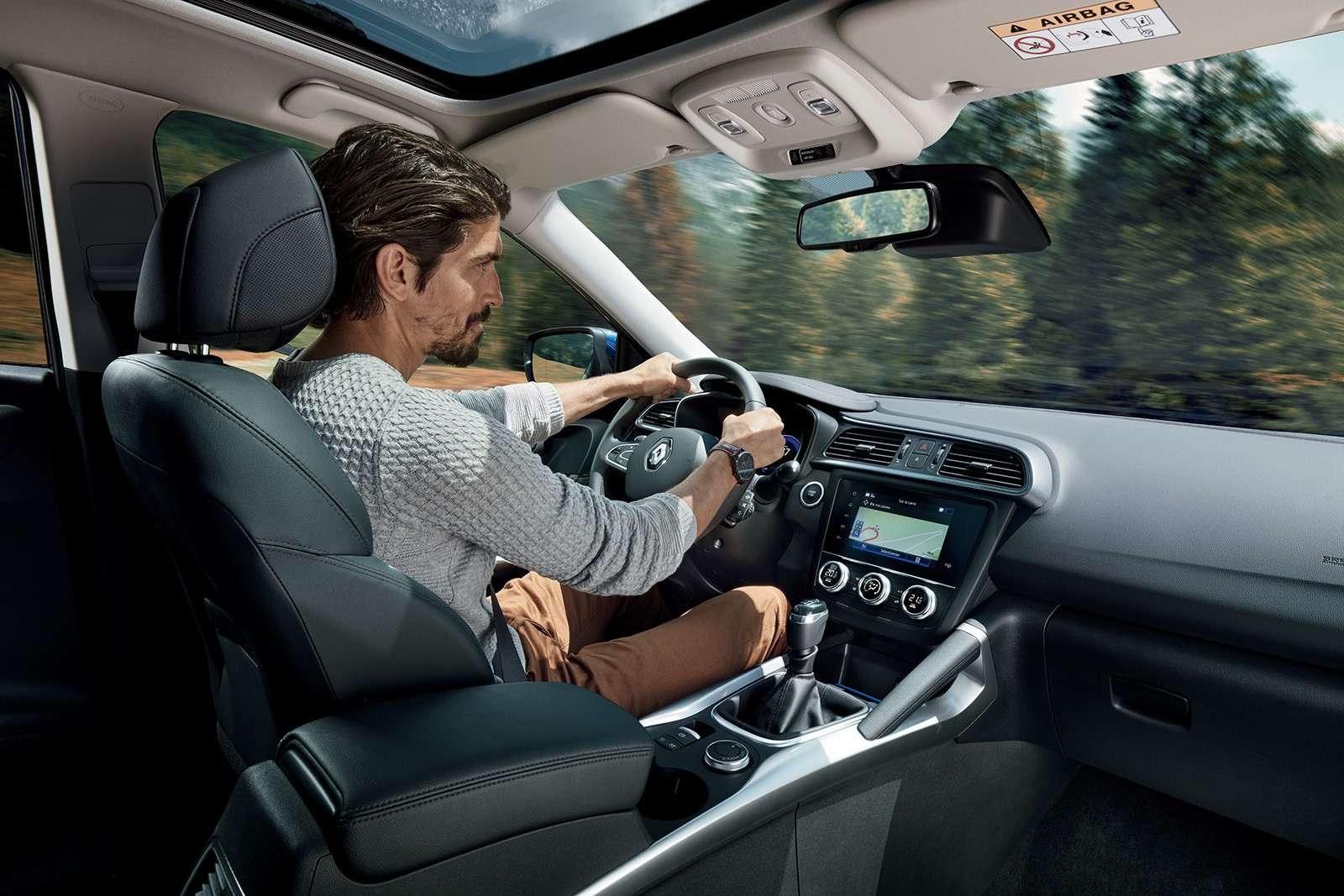 Renault обновила свой кроссовер дляЕвропы— фото 904227