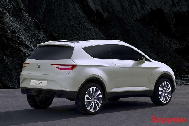 Seat IBX Concept 2011 1600x1200 wallpaper 05