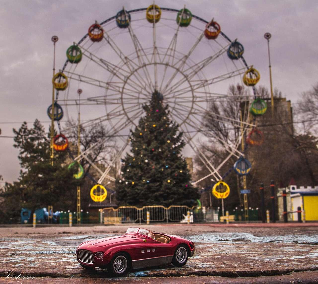 Город наладони: путешествие наминиатюрных автомобилях— фото 830414