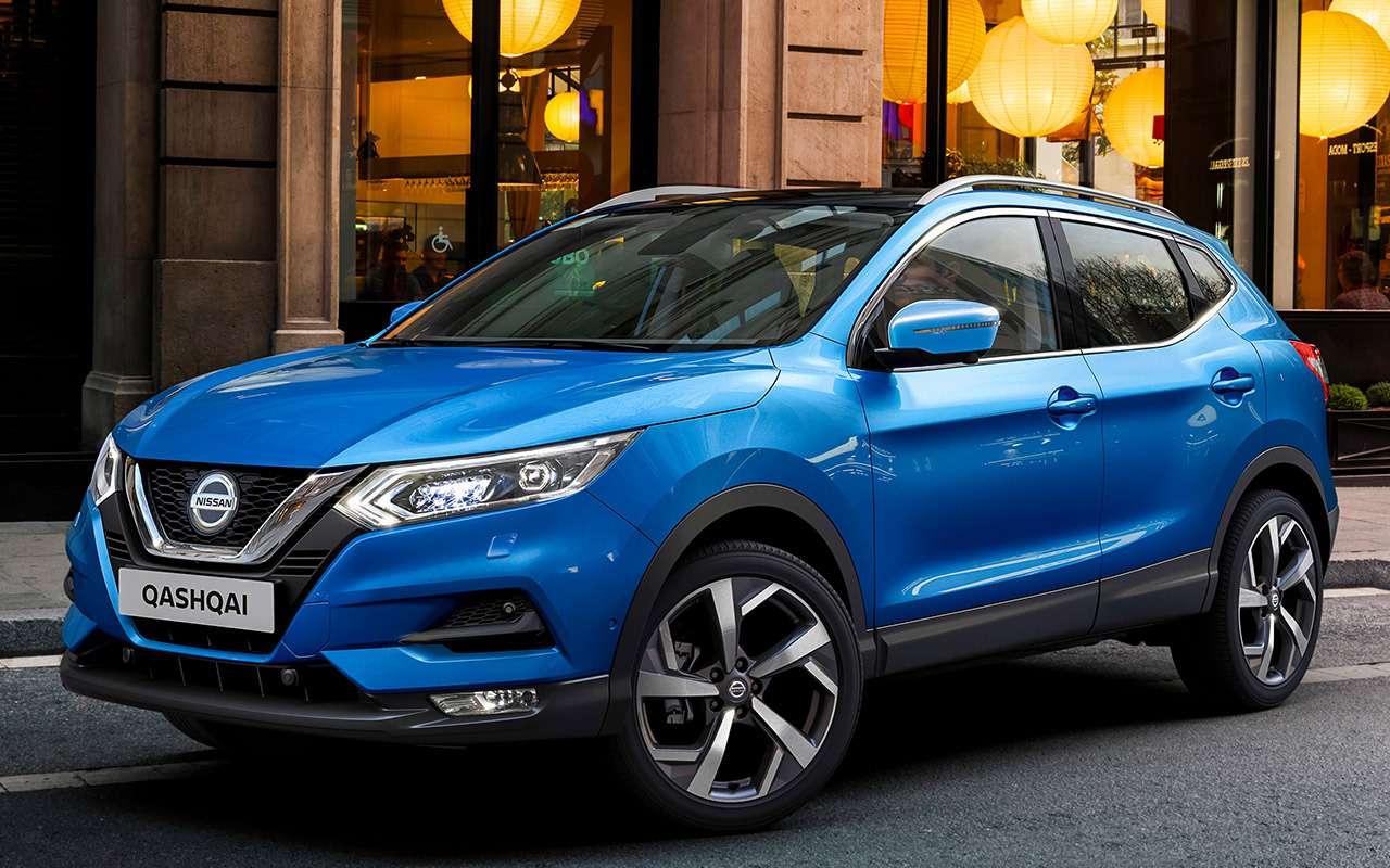 Новая Renault Arkana: чем она лучше Дастера иКаптюра?— фото 988828