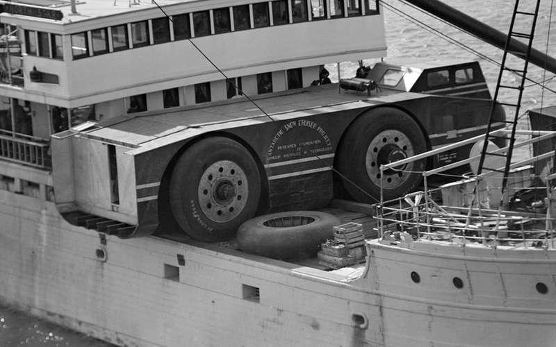 Антарктический крейсер— 80лет содня пропажи