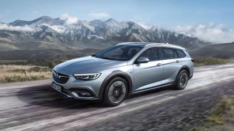 Прощальный клон: представлен Opel Insignia Country Tourer иего копия