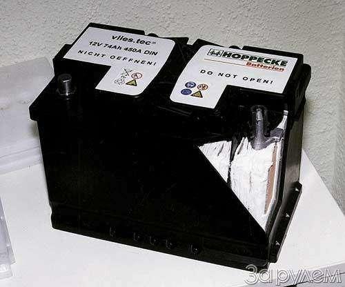 «сухие» батареи «хоппеке»— фото 25195