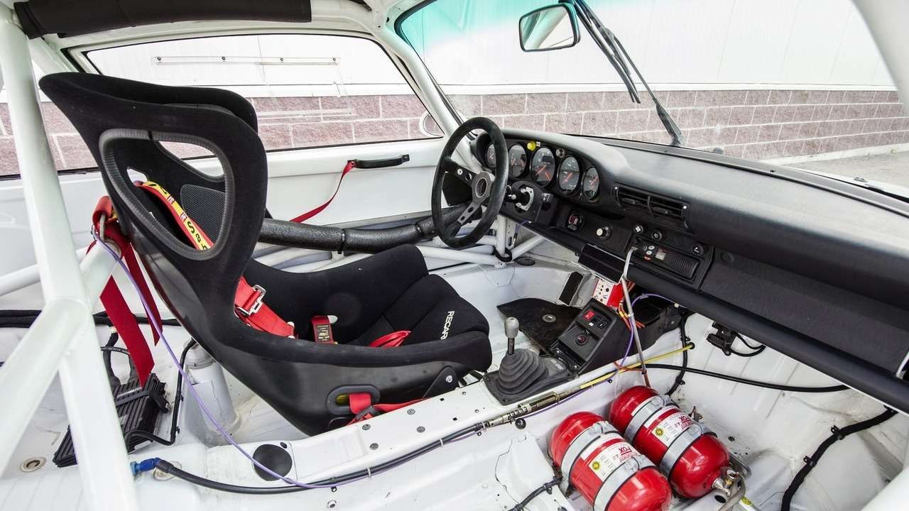 Лишающий сна: редчайший Porsche 911GT2Evo попросит свыше миллиона долларов— фото 648347