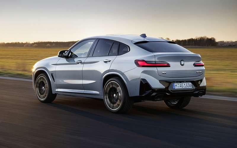 Обновленные BMW X3и X4: дата продаж ицена