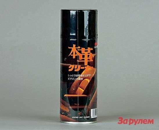 Очиститель натуральной и синтетической кожи Leather Seat Cleaner 02062