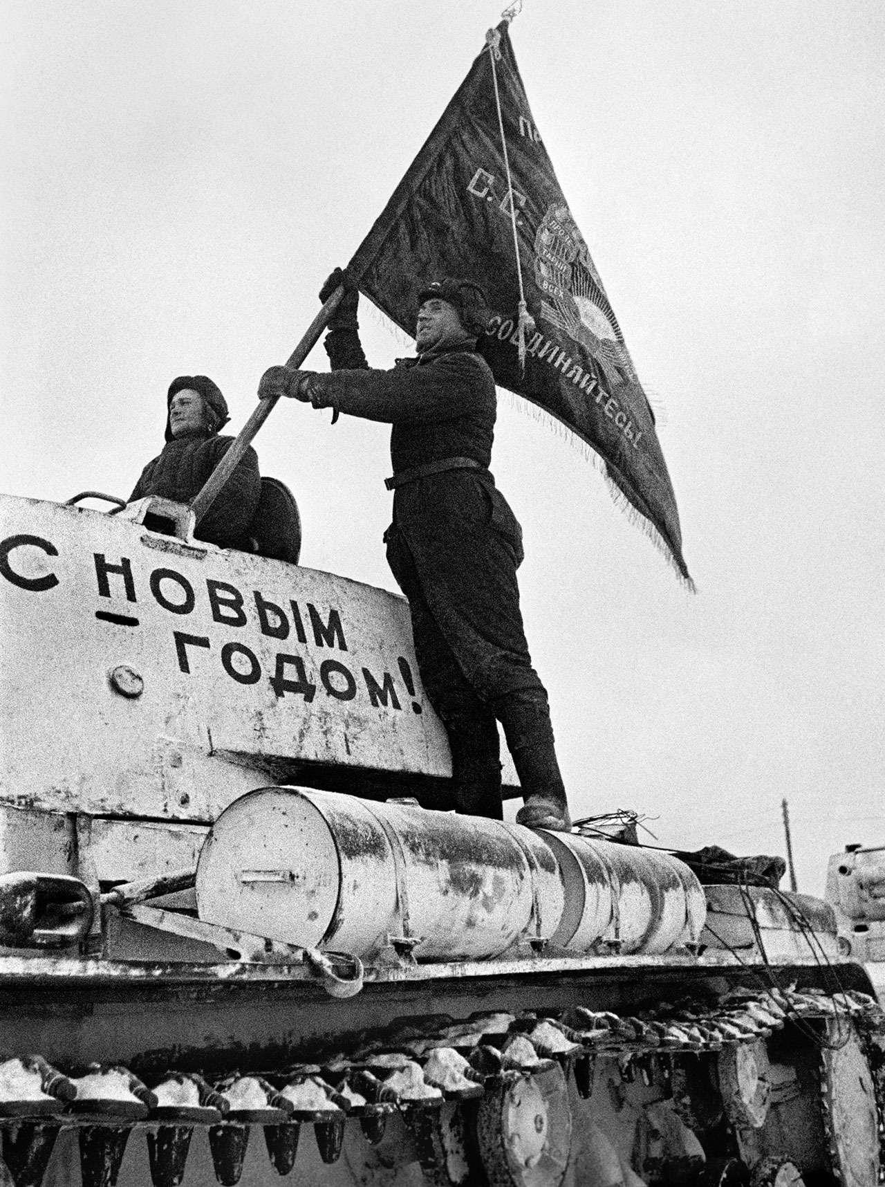 «Климент Ворошилов»— история танка, который встретил немцев— фото 1074543