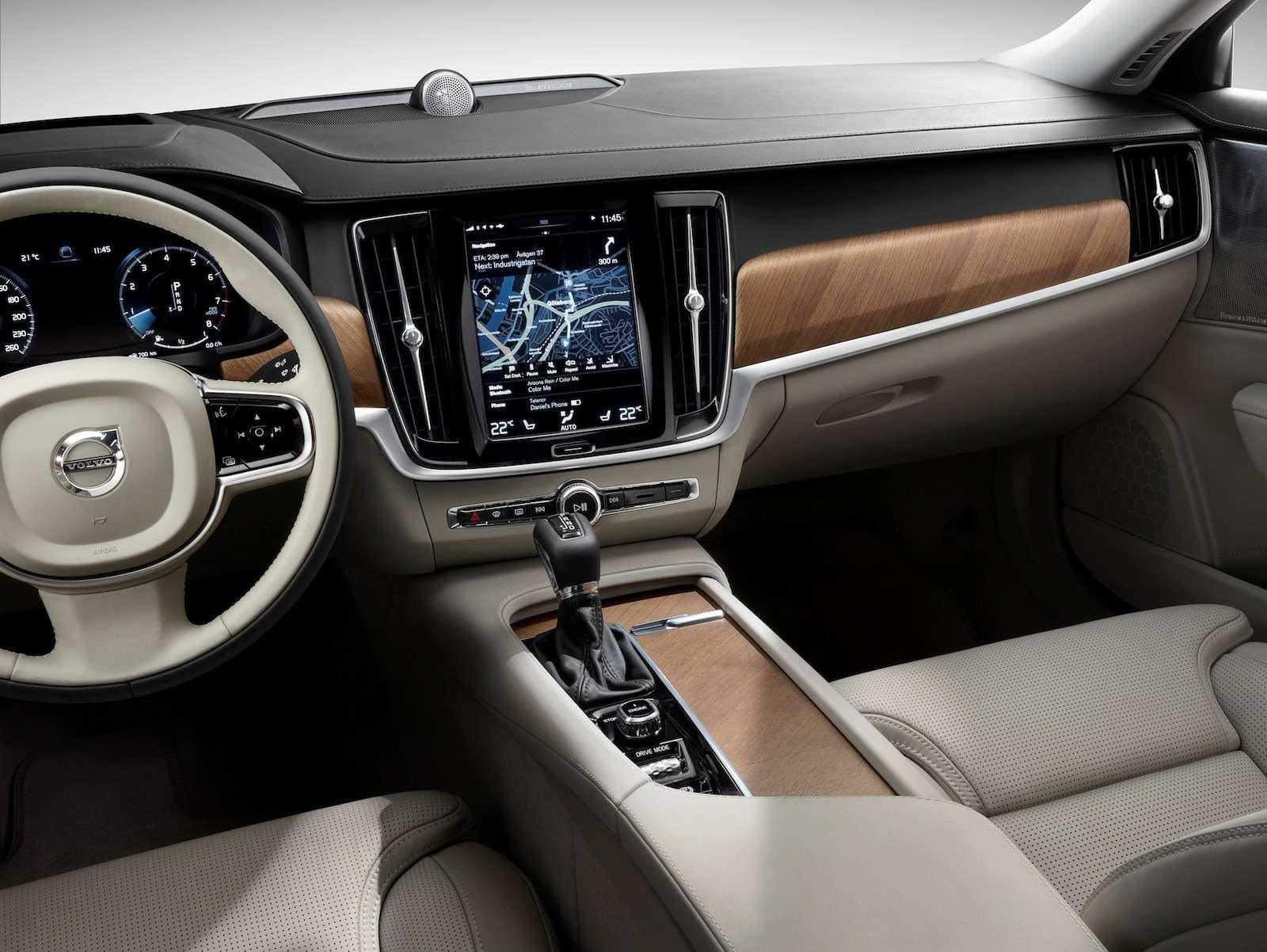 Оператив ЗР: вкого метит Volvo S90— фото 595863