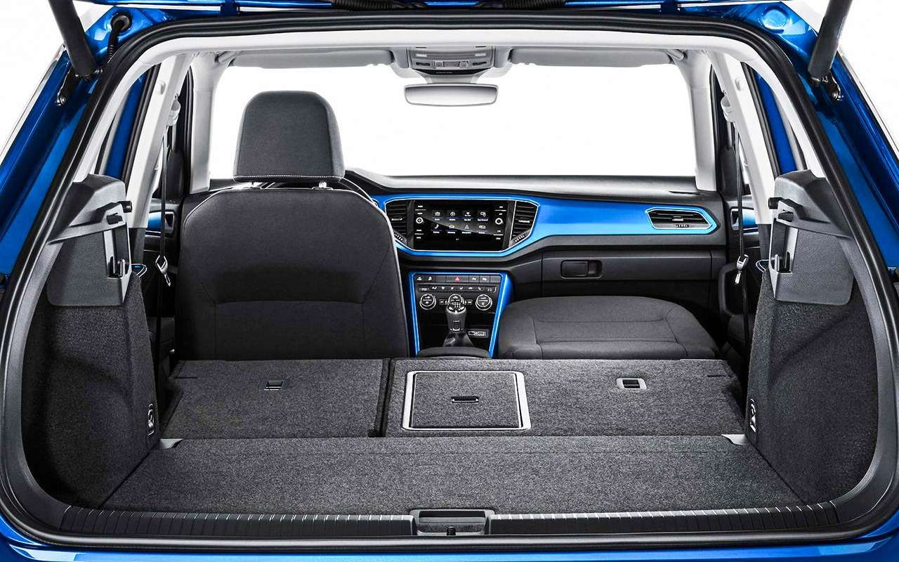 Новый кроссовер Volkswagen: первый тест набездорожье— фото 946628