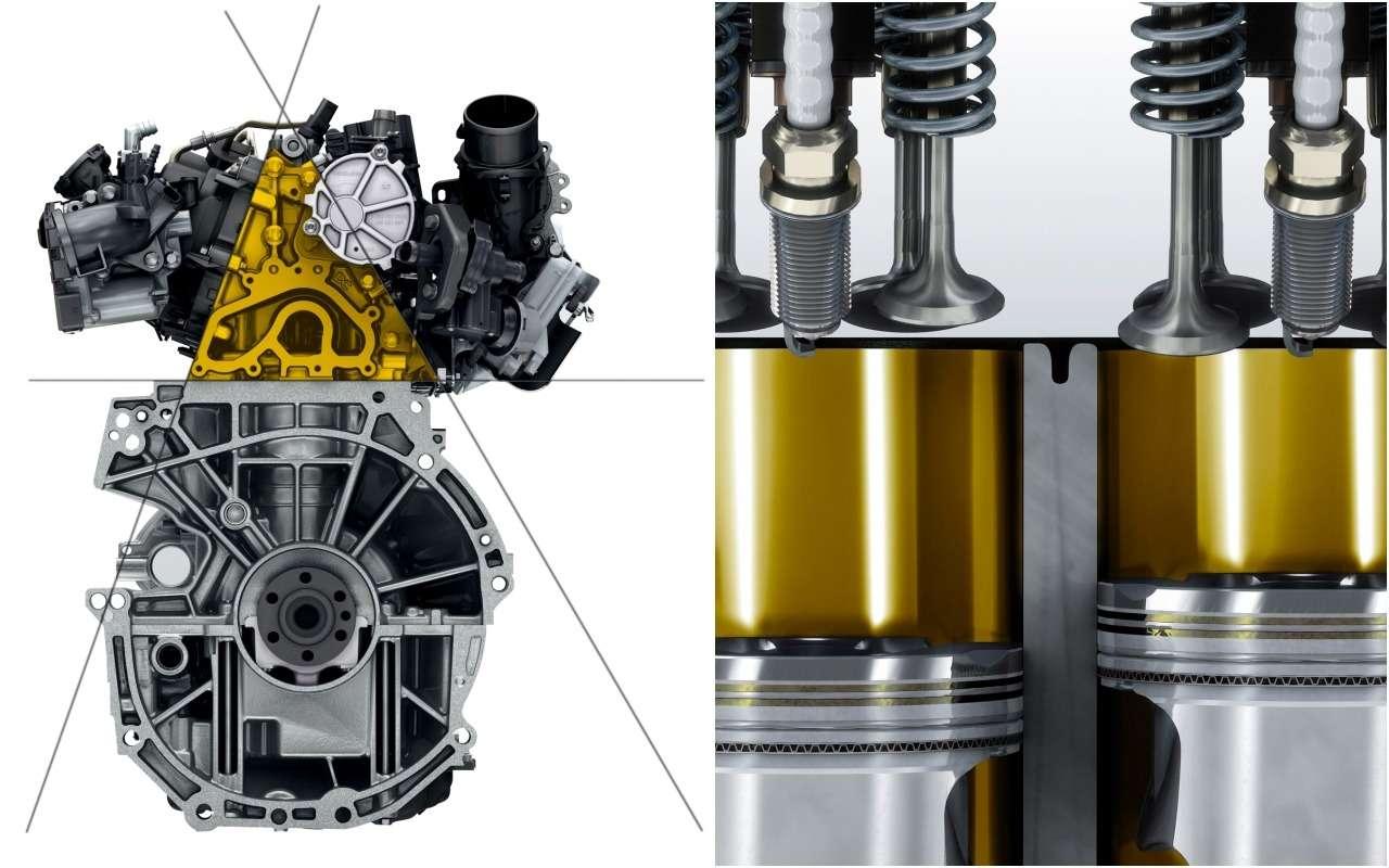 Новый турбомотор Renault дляArkana: что унего снадежностью— фото 1018430