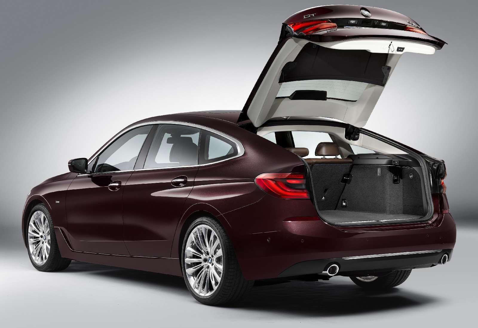Новый лифтбек BMW 6-й серии Gran Turismo— лучше, чем «сарай»!— фото 764536