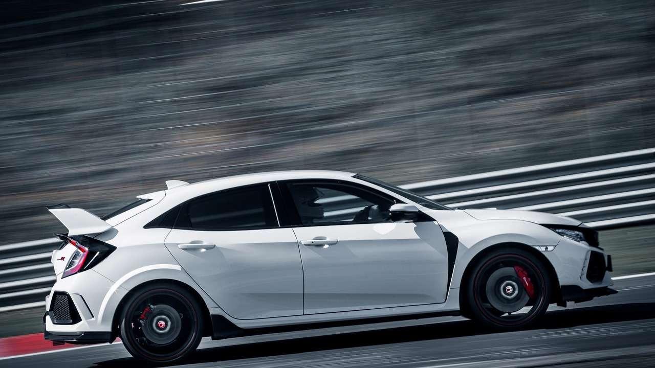 Королева «Зеленого ада»: Honda Civic Type Rвновь быстрейшая наНюрбургринге— фото 741720