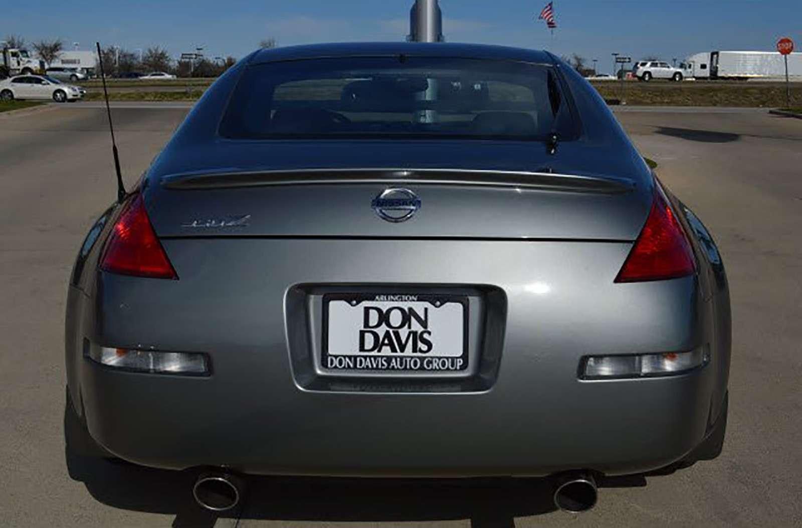 Напродажу выставлен первый экземпляр купе Nissan 350Z— фото 789584