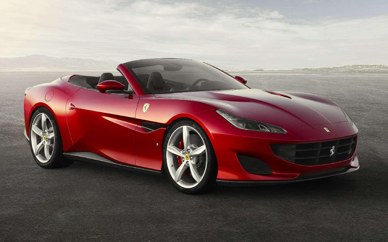 Ferrari рассекретила свою самую дешевую модель— фото 787043