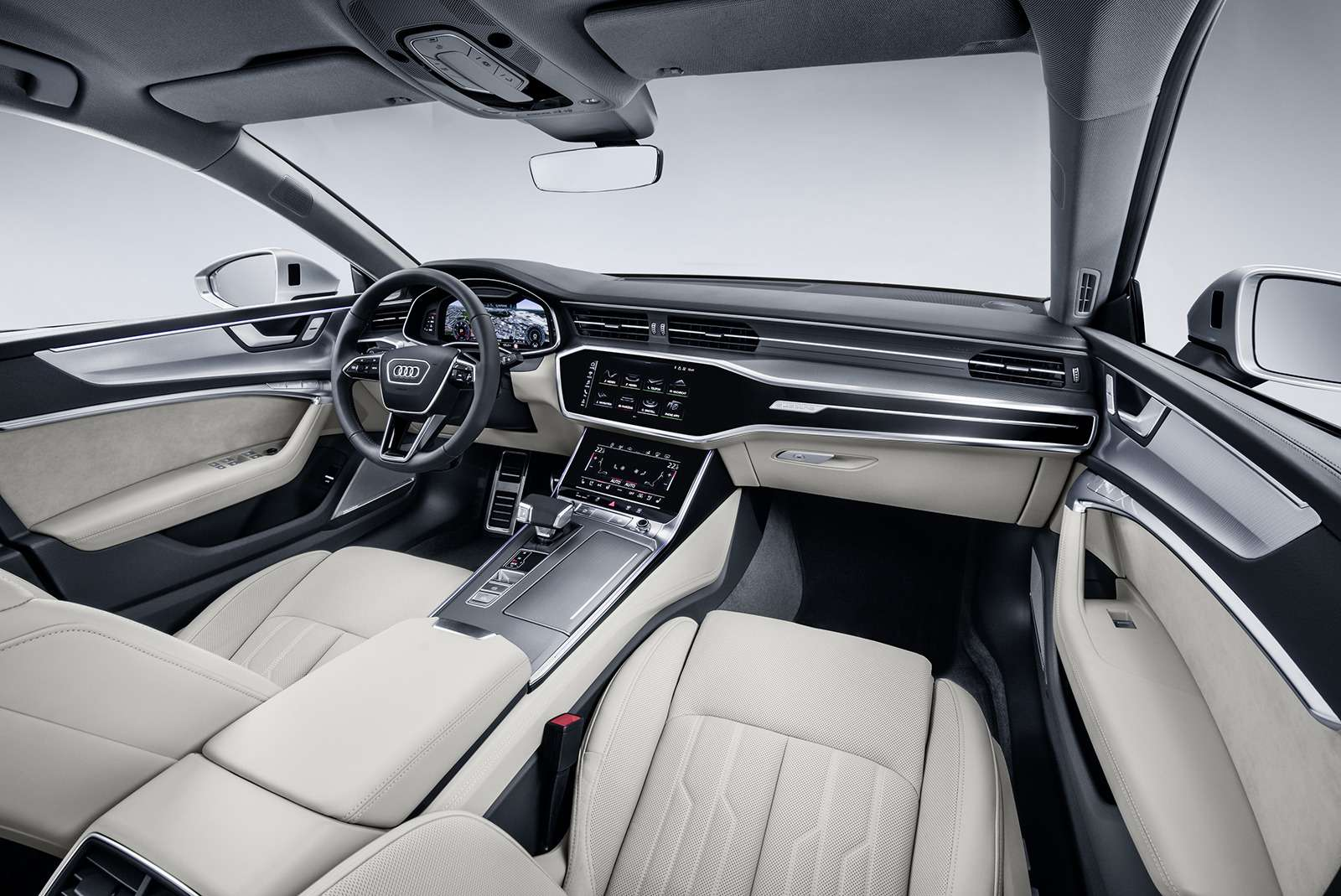 Новая Audi A7Sportback— вся насенсорах— фото 807157