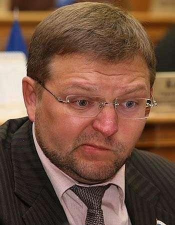 Губернатор Никита Белых