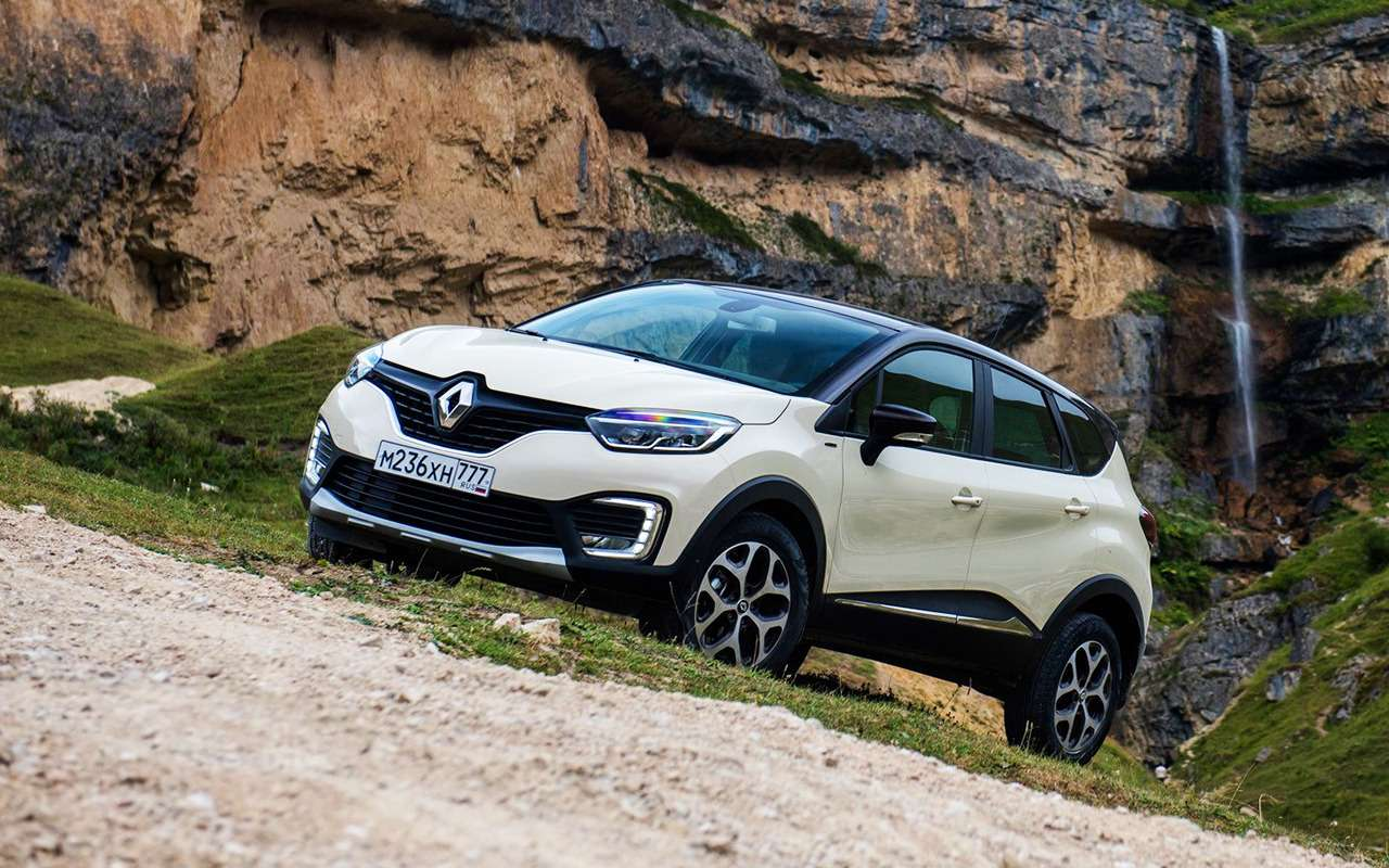 7 причин задуматься опокупке Renault Kaptur висполнении Extreme— фото 942338