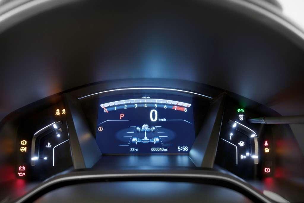 Новая Honda CR-V приехала вРоссию: названы цены— фото 753527