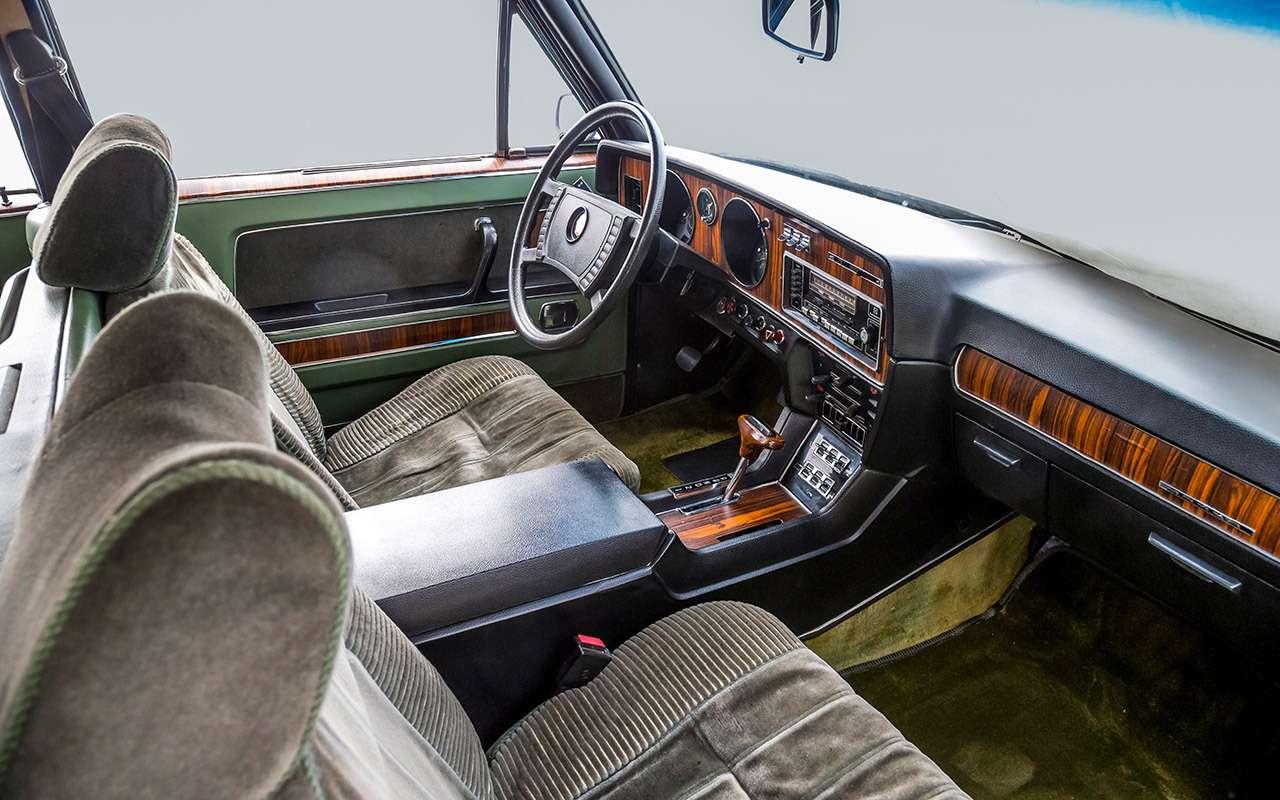 Тест машины, которую никогда непродавали: Чайка ГАЗ‑14— фото 998635
