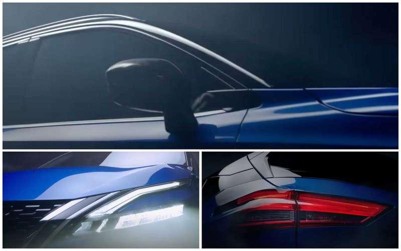 Nissan Qashqai: видеотизер перед премьерой