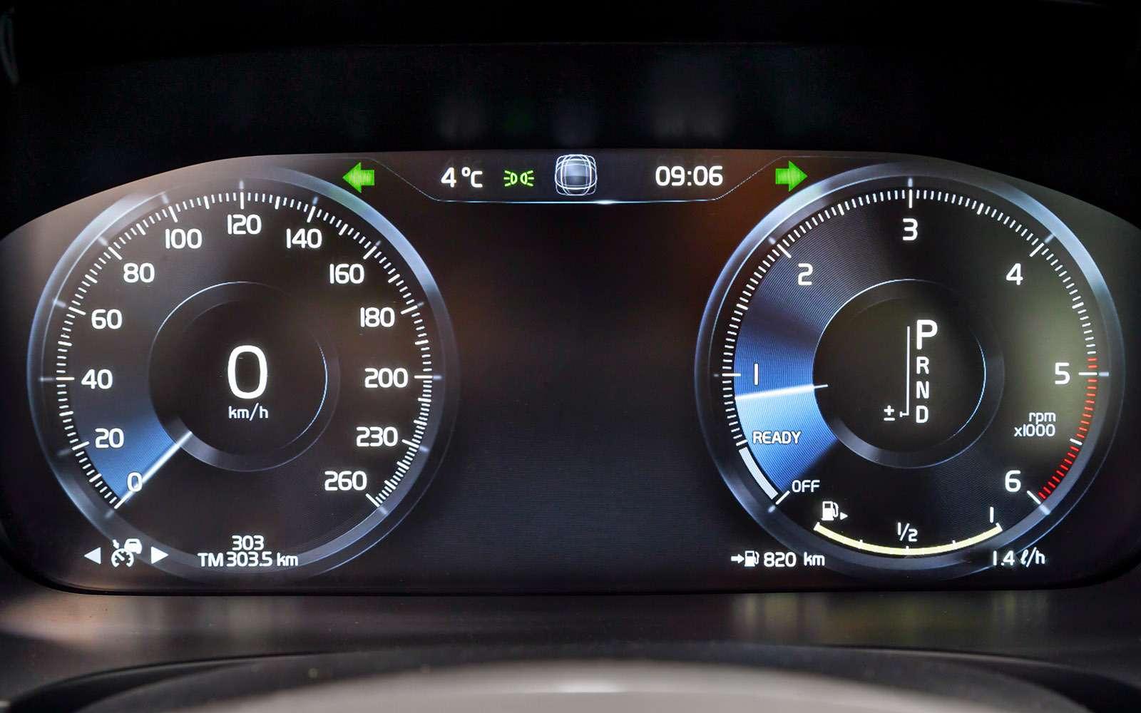 BMW5-й серии против конкурентов: кто напять?— фото 743845