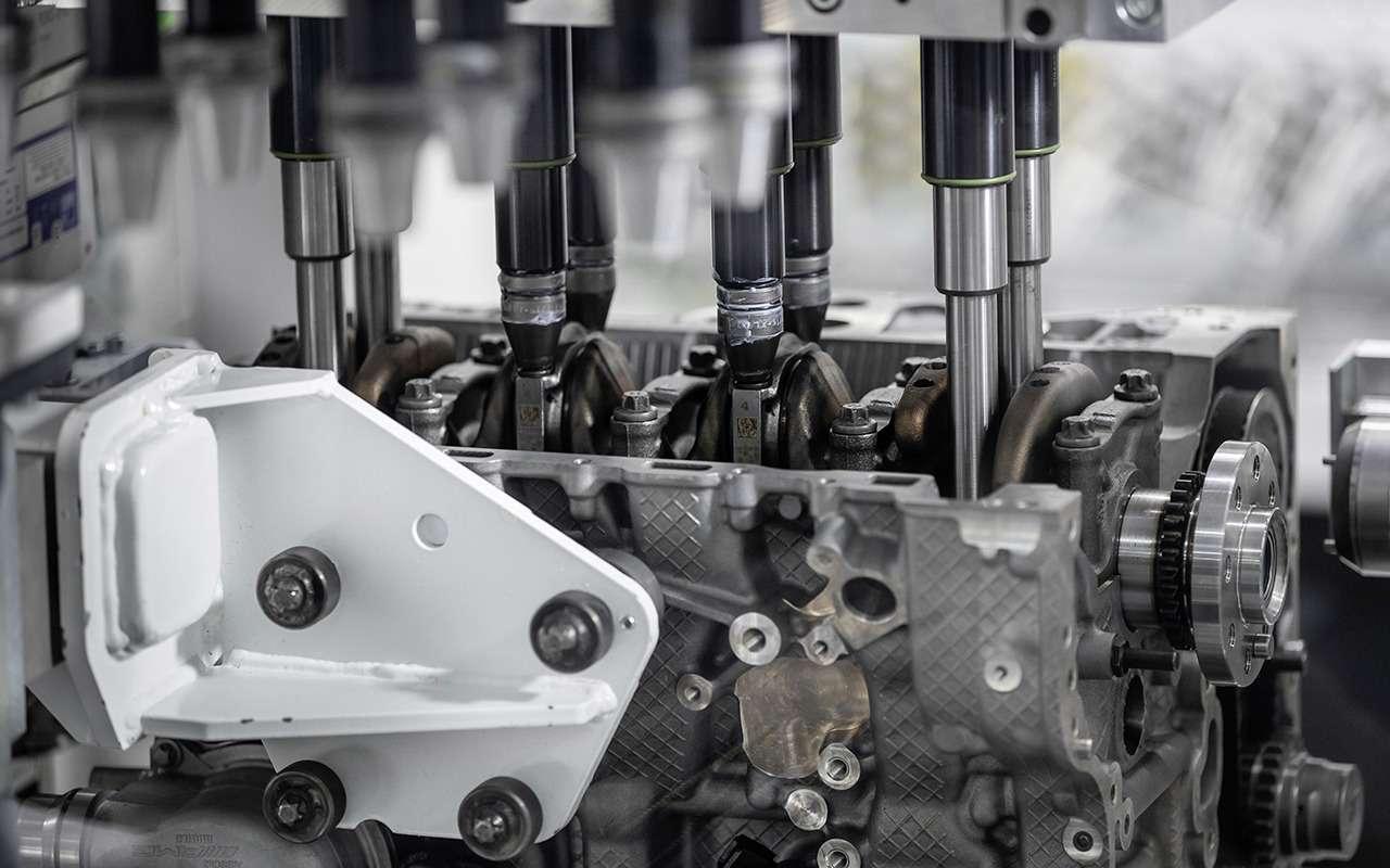 Турбированный двигатель Mercedes-AMG— новые подробности— фото 982768