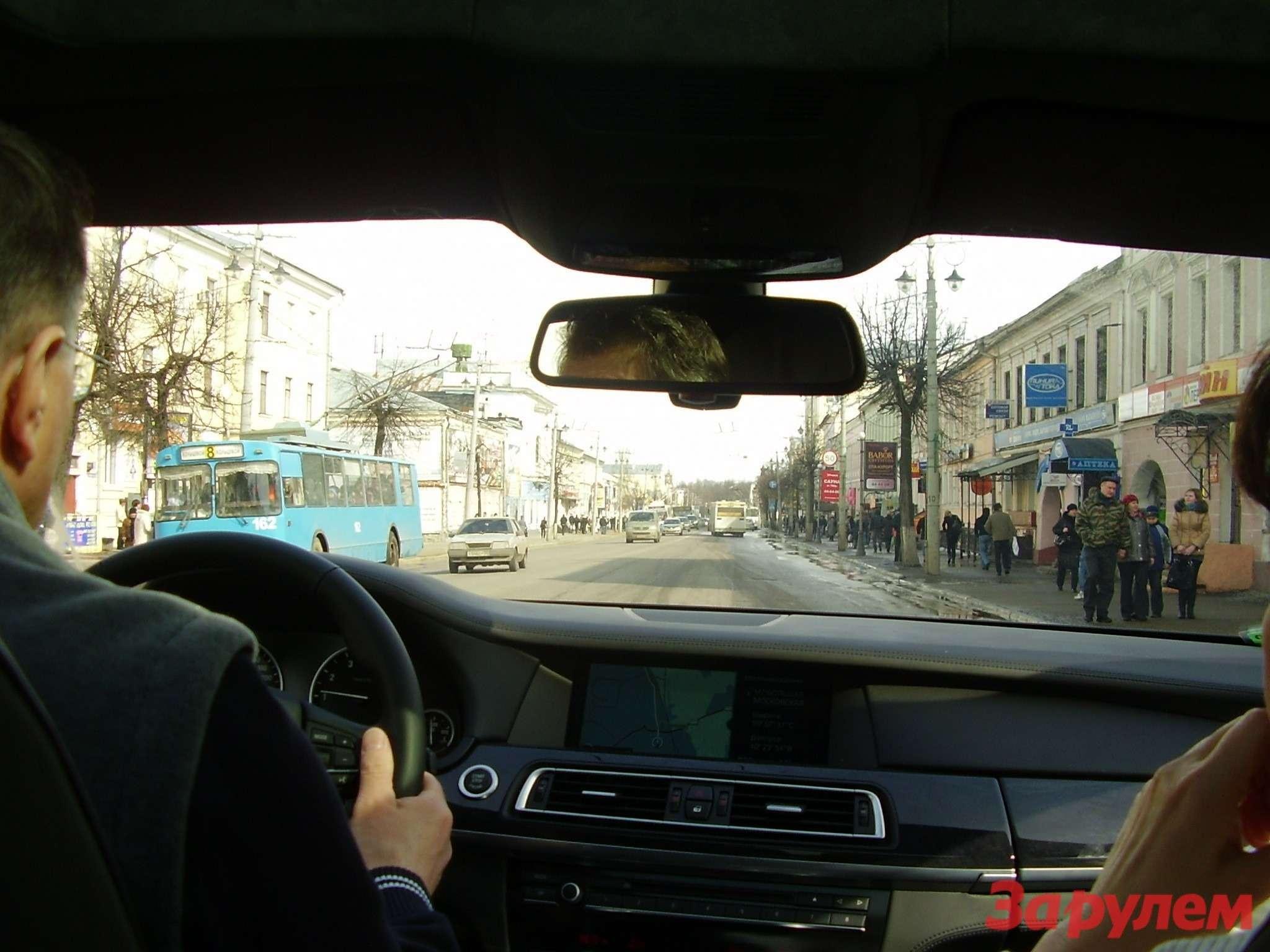 Подороге вСуздаль обязательно заезжайте воВладимир.