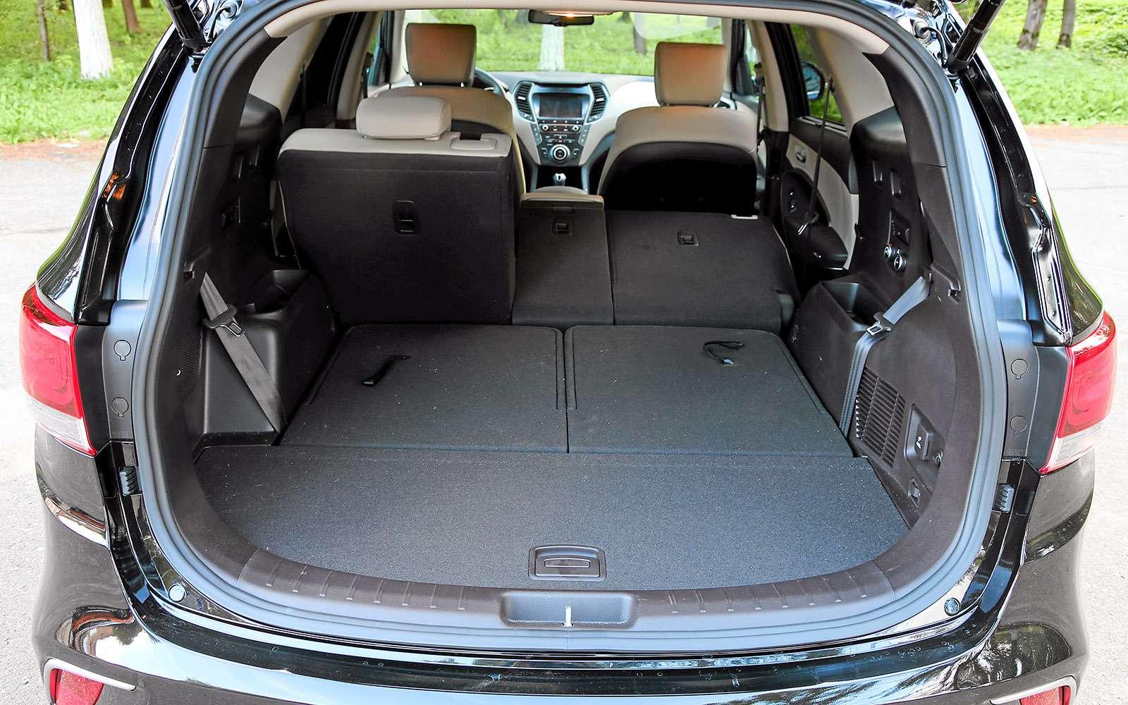 Новый Nissan Murano против конкурентов: длинные рубли— фото 691704