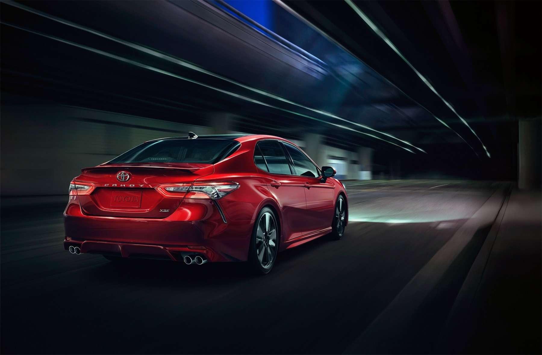 Встречайте: новая Toyota Camry!— фото 690546