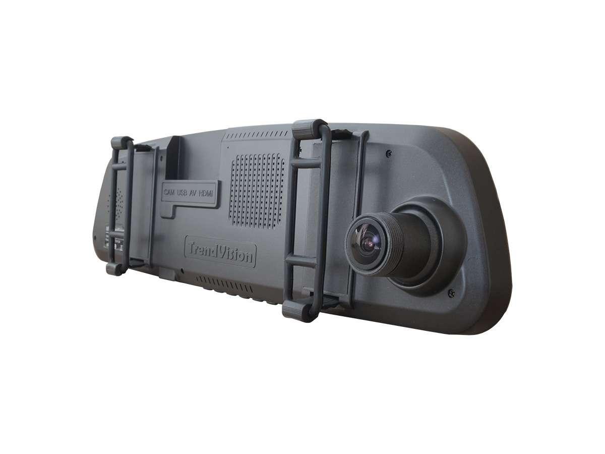 Видеорегистраторы TrendVision TDR-718GP иMR-710GP: взеркальном отражении— фото 387626