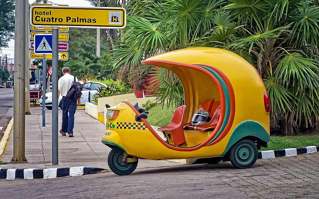 Выбор таксистов разных стран (уРоссии опять особый путь)— фото 783226