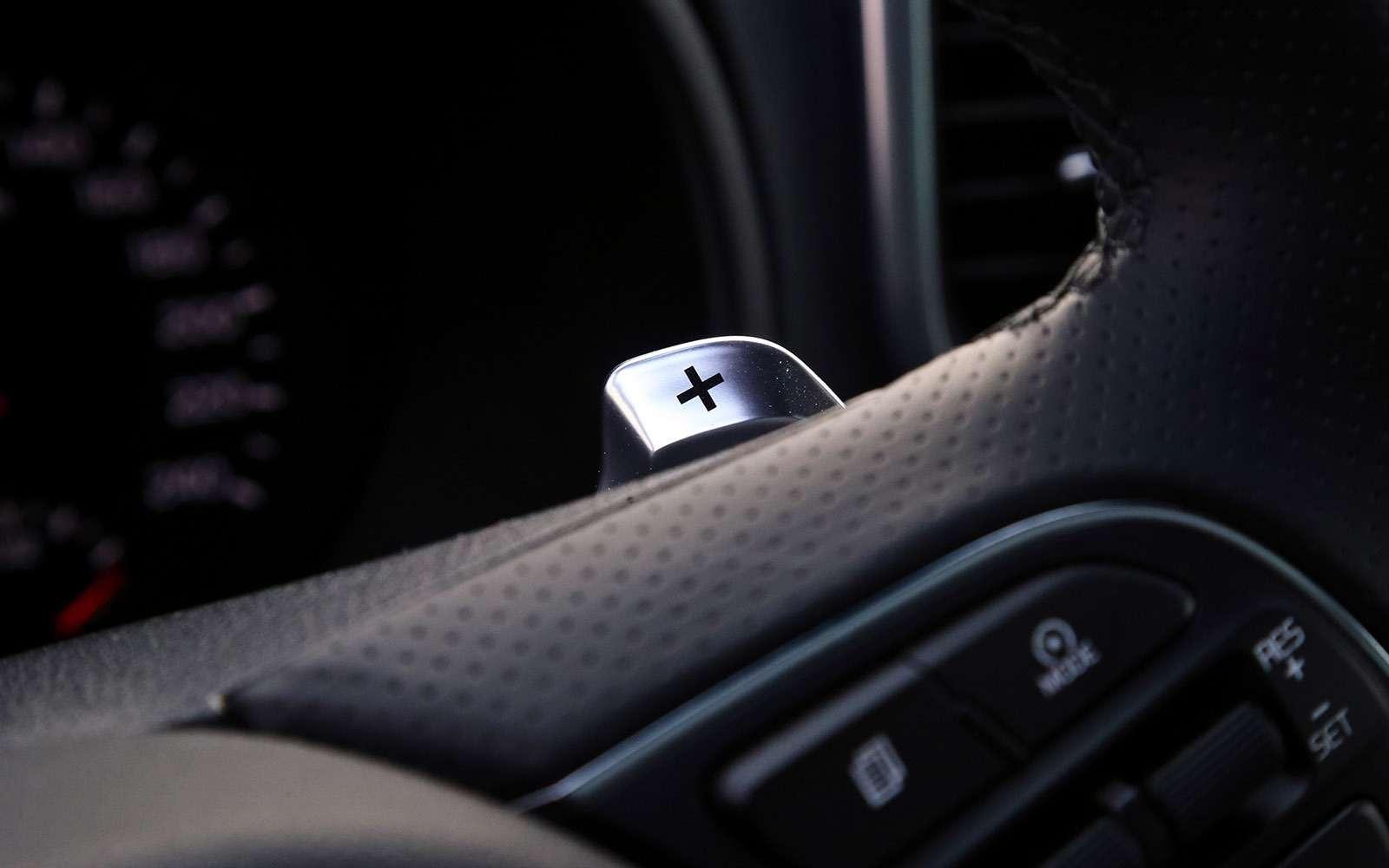 Новый Tiguan, CX-5или Sportage? Битва неравных— фото 670838