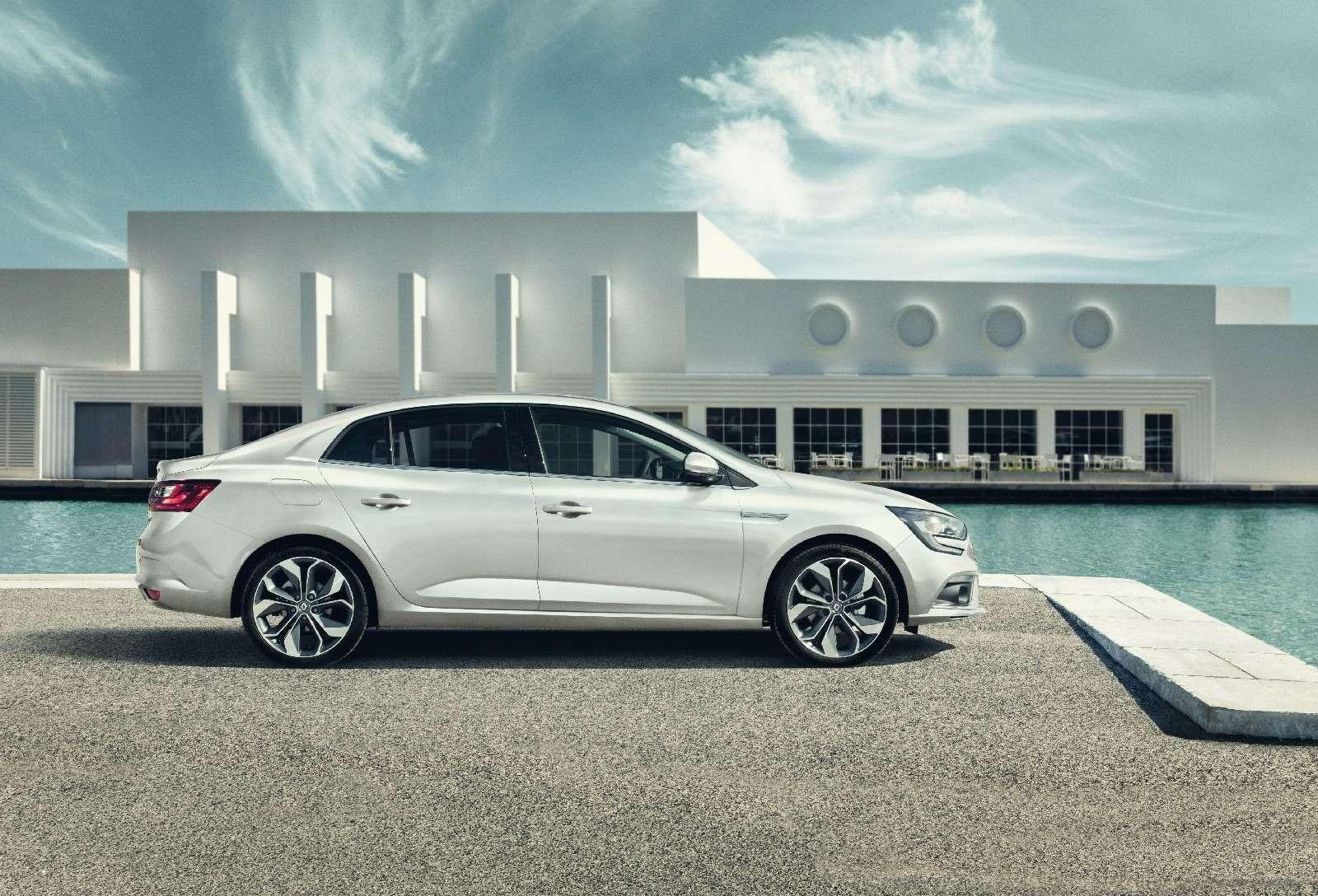 ИзТурции слюбовью: представлен новый седан Renault Megane— фото 607503