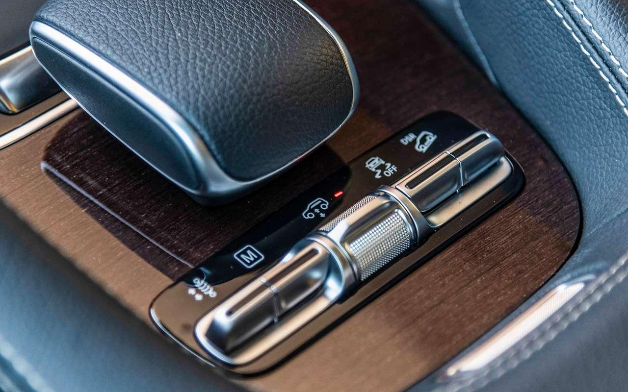 Барон Мюнхгаузен: новый Mercedes-Benz GLE ивсе его фишки— фото 941286