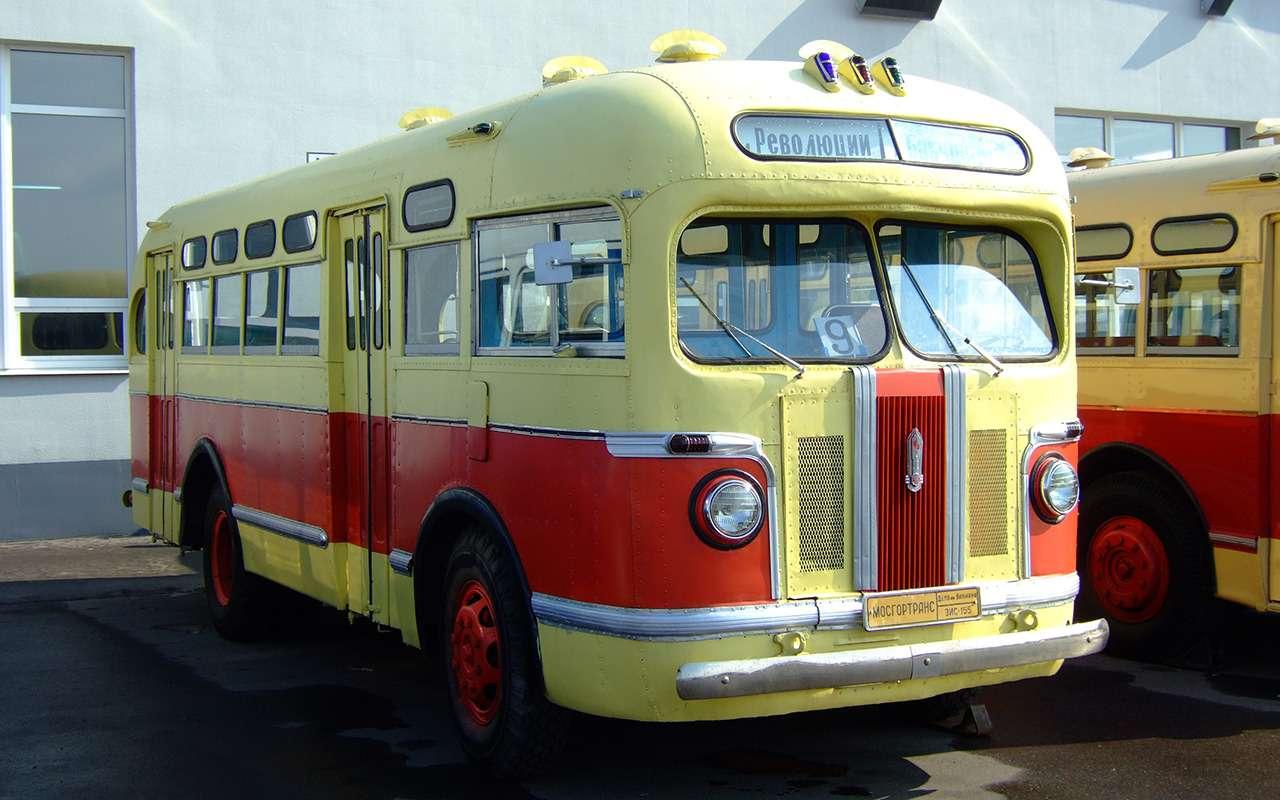 16самых популярных автобусов СССР: вывсе вспомните?— фото 990825
