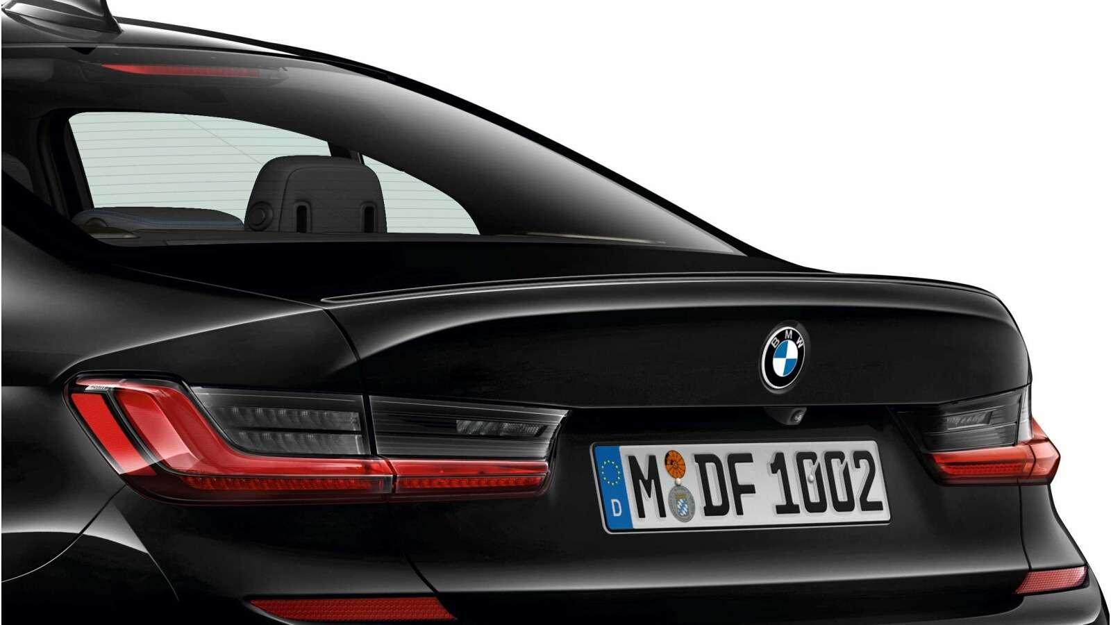 Новая BMW 3-й серии рассекречена: прощай, «линия Хофмайстера»— фото 910036