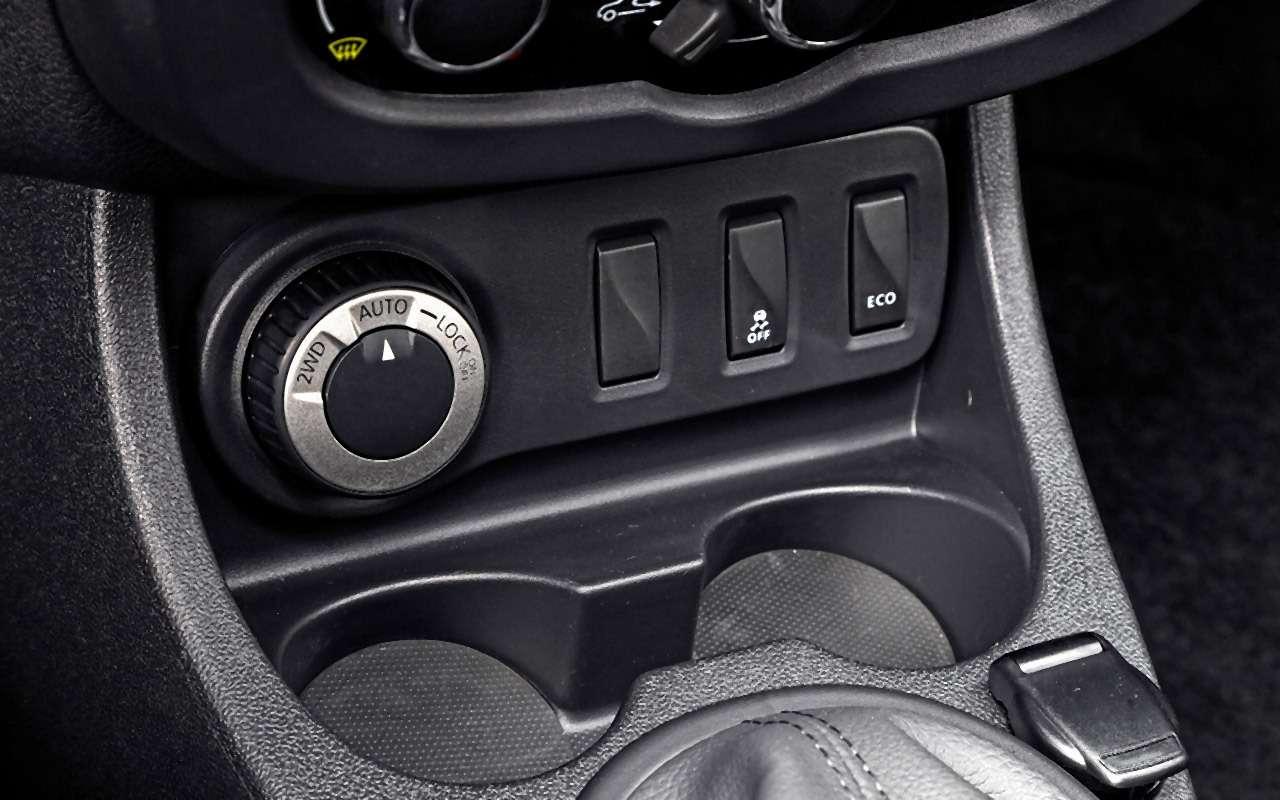 Renault Arkana, Duster, Kaptur: большой тест кроссоверов— фото 996225