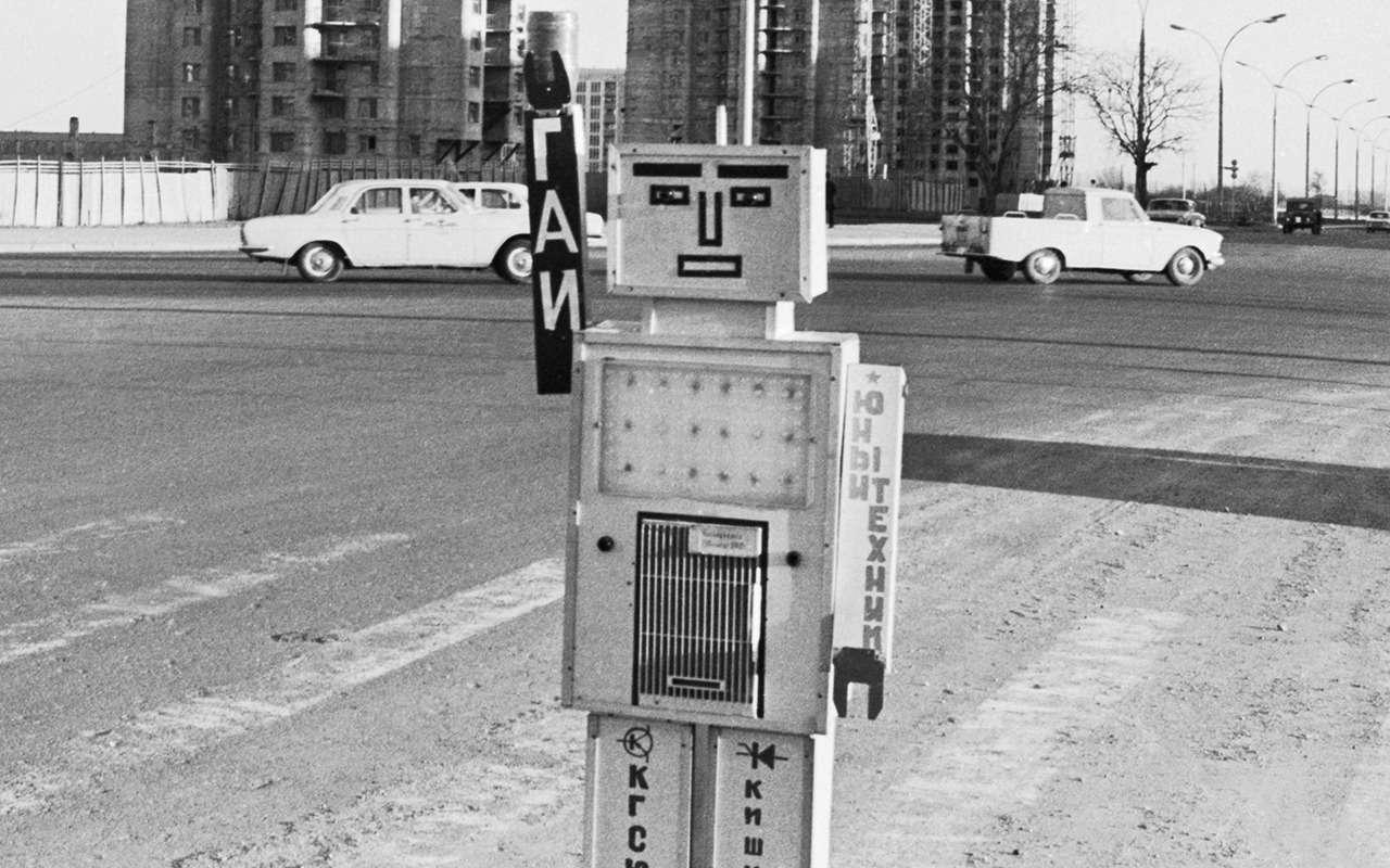 Автомобильная жизнь вСССР: вкартинках ифактах— фото 1282004