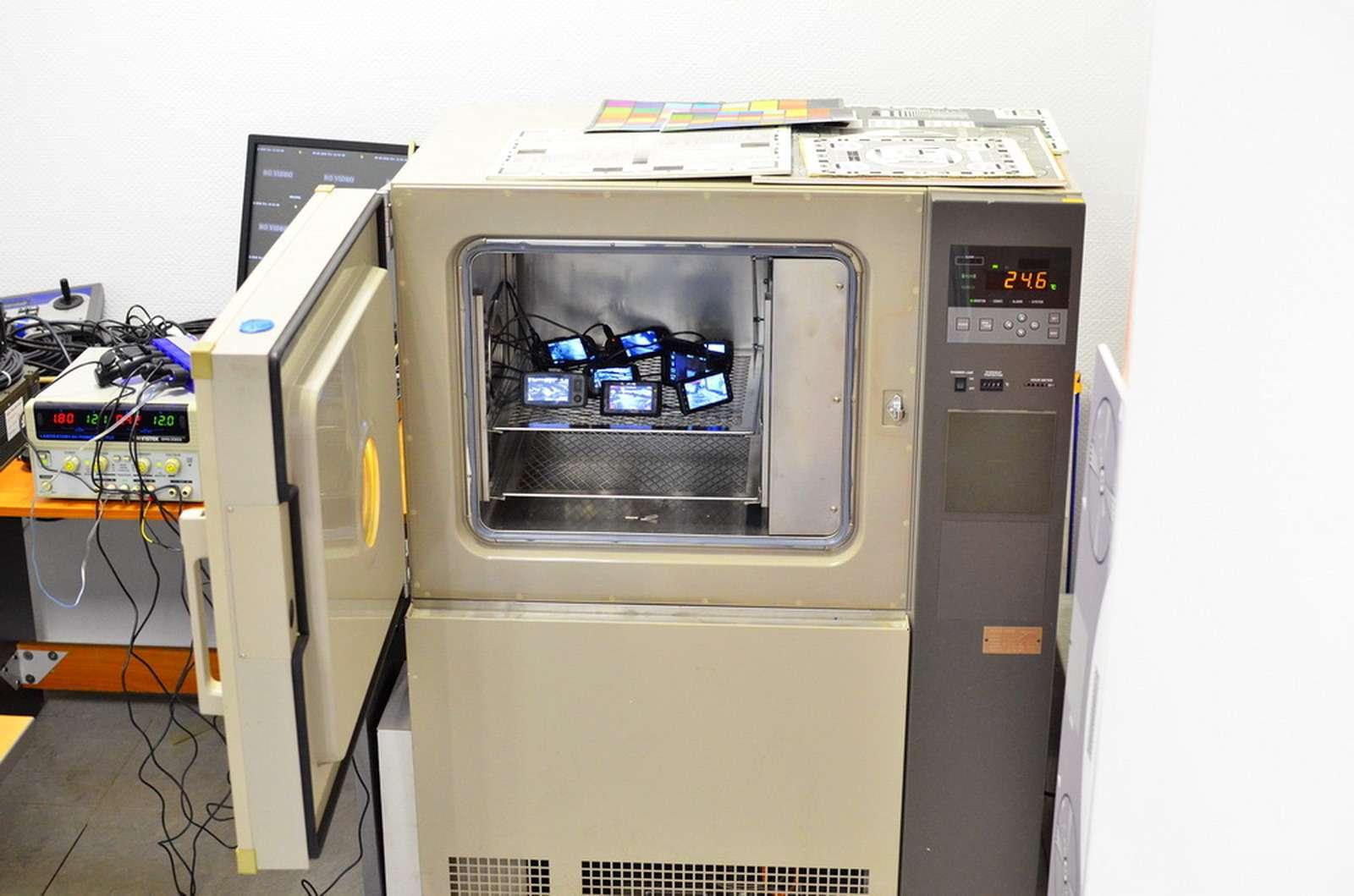 Видеорегистраторы вмороз: как умирают аккумуляторы? Спецтест— фото 854262