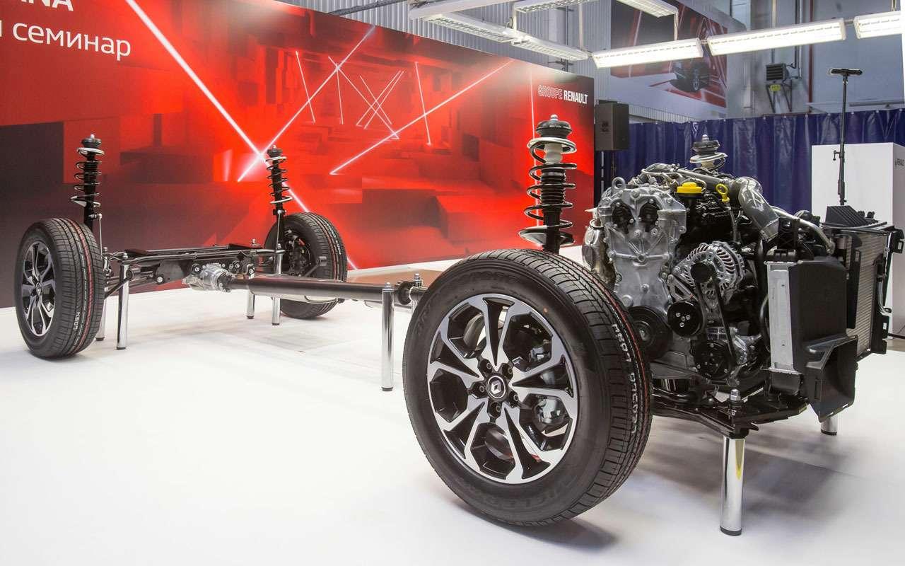 Renault Arkana получит новый двигатель— фото 965355